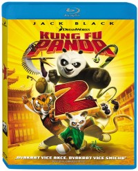 Kung Fu Panda 2 (2011) (Blu-ray)