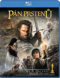 Pán prstenů: Návrat krále (Lord of the Rings, The: The Return of the King, 2003) (Blu-ray)