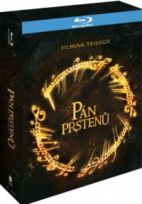 Pán prstenů - filmová trilogie (The Lord of the Rings: The Motion Picture Trilogy, 2010) (Blu-ray)