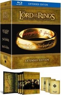 Pán prstenů - rozšířená trilogie (Lord of the Rings: Extended Trilogy, 2001) (Blu-ray)