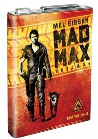 Šílený Max Kolekce 1.-3. (Mad Max Collection 1.-3. 3BD, 1979) (Blu-ray)