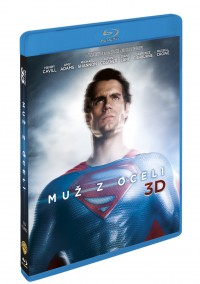 Muž z oceli (Man of Steel, 2013) (Blu-ray)
