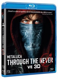 Metallica: Through the Never (2013) (Blu-ray)