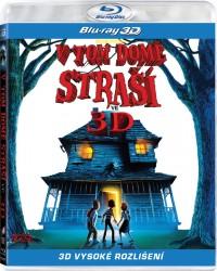V tom domě straší! 3D (Monster House 3D, 2006) (Blu-ray)