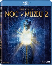 Noc v muzeu 2 (Night at the Museum: Battle of the Smithsonian / Night at the Museum 2, 2009) (Blu-ray)