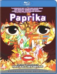 Paprika (Paprika / Papurika, 2006) (Blu-ray)