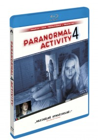 Paranormal Activity 4 (2012) (Blu-ray)