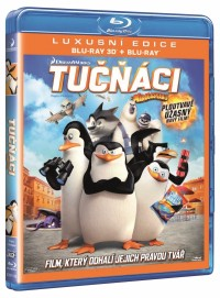 Tučňáci z Madagaskaru (Penguins of Madagascar, 2014)
