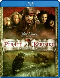 Piráti z Karibiku - Na konci světa (Pirates of the Caribbean: At World's End, 2007) (Blu-ray)