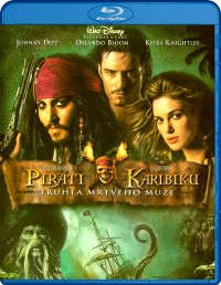 Piráti z Karibiku - Truhla mrtvého muže (Pirates of the Caribbean: Dead Man's Chest, 2006) (Blu-ray)