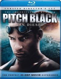 Černočerná tma (Pitch Black, 2000) (Blu-ray)