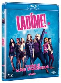 Ladíme! (Pitch Perfect, 2012) (Blu-ray)