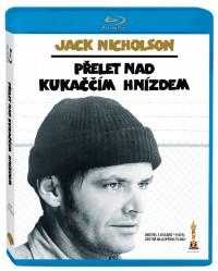 Přelet nad kukaččím hnízdem (One Flew Over the Cuckoo's Nest, 1975) (Blu-ray)