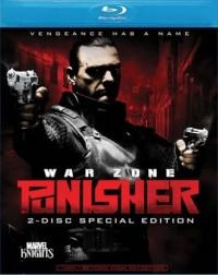 Kat: Válečná zóna (Punisher: War Zone, 2008) (Blu-ray)