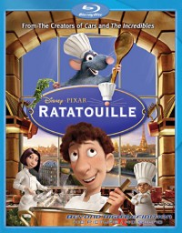 Ratatouille (2007) (Blu-ray)