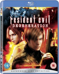 Resident Evil: Rozklad (Baiohazâdo: Dijenerêshon / Resident Evil: Degeneration, 2008) (Blu-ray)