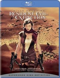 Resident Evil: Zánik (Resident Evil: Extinction, 2007) (Blu-ray)