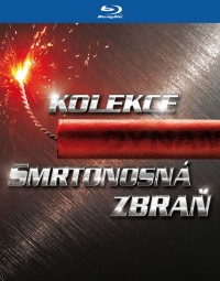 Kolekce Smrtonosná zbraň (Lethal Weapon Collection, 2010) (Blu-ray)