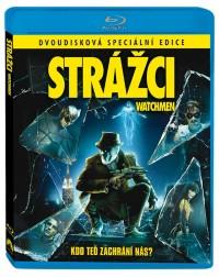 Strážci - Watchmen (Watchmen, 2009) (Blu-ray)