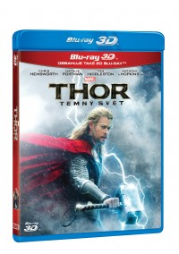 Thor: Temný svět (Thor: The Dark World, 2013) (Blu-ray)