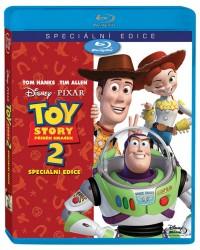 Toy Story 2: Příběh hraček (Toy Story 2, 1999) (Blu-ray)