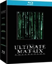 Kolekce Matrix (Ultimate Matrix Collection, The, 2008) (Blu-ray)
