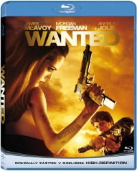 Wanted (2008) (Blu-ray)