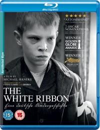 Bílá stuha (Weiße Band, Das - Eine deutsche Kindergeschichte / The White Ribbon, 2009) (Blu-ray)