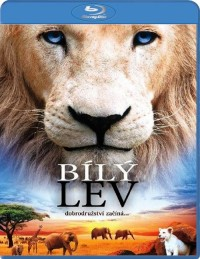 Bílý lev (White Lion, 2010) (Blu-ray)