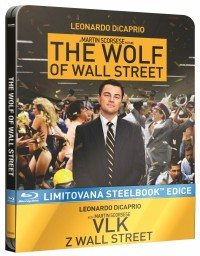 Vlk z Wall Street (The Wolf of Wall Street, 2013) (Blu-ray)