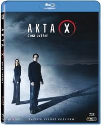 Akta X: Chci uvěřit (X-Files, The: I Want to Believe, 2008) (Blu-ray)