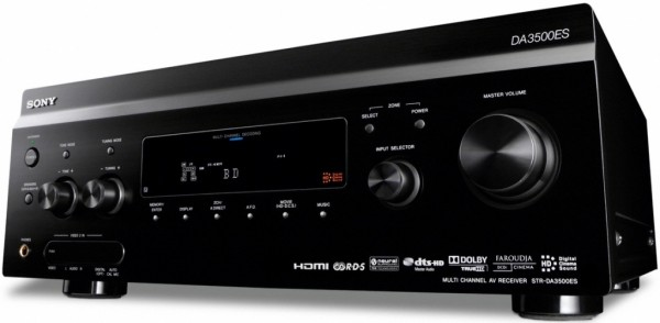 AV receiver Sony STR-DA-3500ES