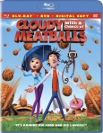 Zataženo, občas trakaře (Cloudy With a Chance of Meatballs, 2009) (Blu-ray)