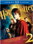 Harry Potter a tajemná komnata - ultimátní edice (Harry Potter and the Chamber of Secrets: Ultimate Edition, 2002) (Blu-ray)