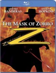 Zorro: Tajemná tvář (Mask of Zorro, The, 1998) (Blu-ray)