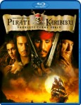 Piráti z Karibiku - Prokletí Černé perly (Pirates of the Caribbean: The Curse of the Black Pearl, 2003) (Blu-ray)