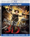 Resident Evil: Afterlife (2010) (Blu-ray)