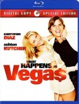 Mejdan v Las Vegas (What Happens in Vegas..., 2008) (Blu-ray)