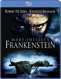 Frankenstein (Frankenstein / Mary Shelley's Frankenstein, 1994) (Blu-ray)