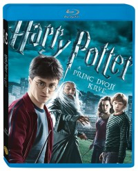 Harry Potter a Princ dvojí krve (Harry Potter and the Half-Blood Prince, 2009) (Blu-ray)