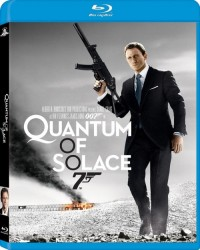 Quantum of Solace (2008) (Blu-ray)